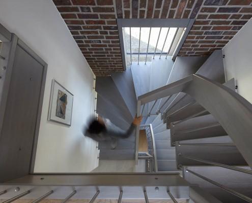 Handlauftreppe
